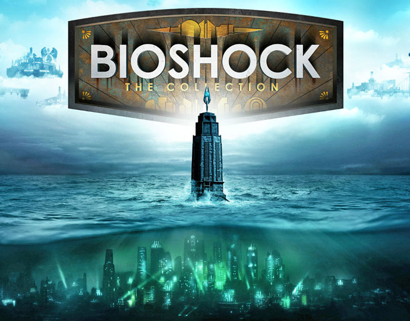 BioShock: The Collection (Xbox One), Sensation Games, sensationgames.com