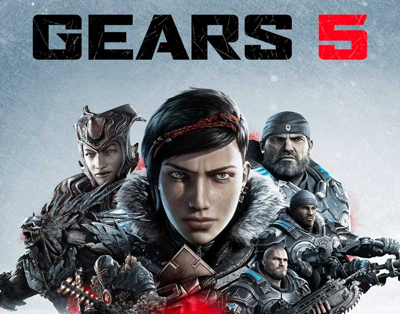 Gears 5 (Xbox One), Sensation Games, sensationgames.com
