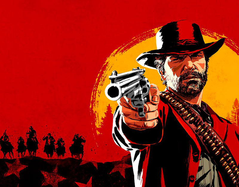Red Dead Redemption 2 (Xbox One), Sensation Games, sensationgames.com