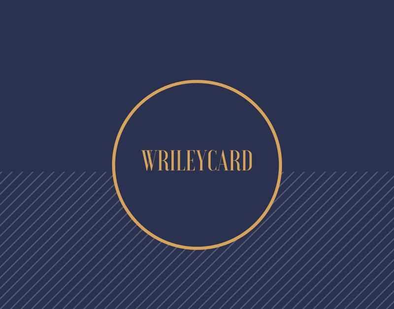 WrileyCard, Sensation Games, sensationgames.com